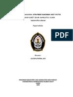 Nambah Ilmu Tentang Balance Score Card & Strategic Bussines Unit Di Rumah Sakit