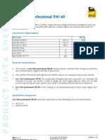 Manual Eni i Sint Professional 5w 40 (5l) Rus 59