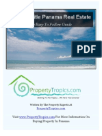 How to Title Panama Real Estate