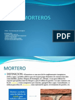 diapositiva MORTEROS