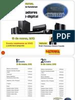 Qué son y cómo funcionan AMPLIFICADORES CLASE D MARZO 2012 FINAL TARDE RESPALDO pdf
