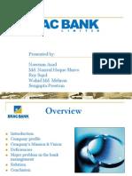 Brac Bank Ltd