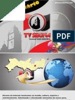 Projeto Aniversário TV SBUNA - CHESF