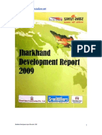 Jharkhand Development Report 2009