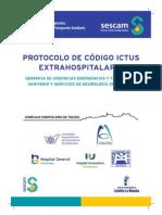 Protocolo de Código Ictus Extrahospitalario