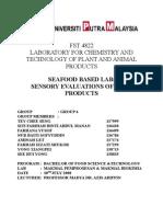 LAB 4 - Sensory Evaluation of Food Products