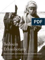 Bedouin Ethnobotany Chapter 1