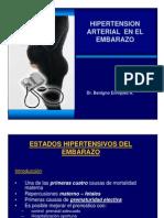 Hipertension Artetial y Embarazo