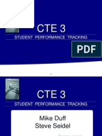 Student Performance Tracking