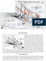 Wright Brothers Glider Poster