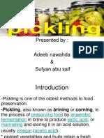 Pickling (Presentation)