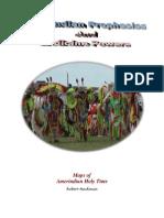 Amerindian Prophecies
