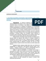 TRABALHO MATERIAIS DE CONSTRUÇÃO I