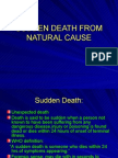 03 Sudden Death From Natural Cause
