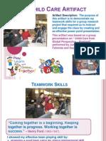 Wiki-Scribd Ppt-Global Child Care