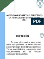Antigeno Prostatico Especifico