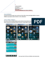 Conexiones en Honeywell Dolphin Para Win Mobile 6.5V