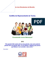 Cartilha Dos Representantes de Turma.