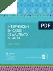 Intervencion en Casos de Maltrato Infantil Noviembre 2009
