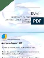 Historico DUni
