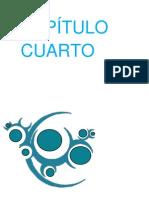CAPÍTULO CUARTO