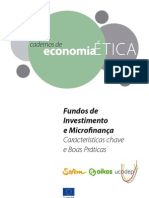 Fundos de Investimento e Microfinança
