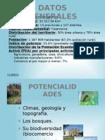 Desarrollo Sostenible Cajamarca Presentacion