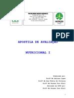62489033 Apostila de Avaliacao Nutricional