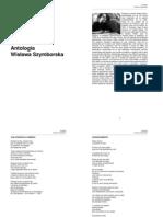 Wislawa Szymborska - Antologia
