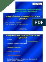 Prebioticos Probioticos Em Queijos