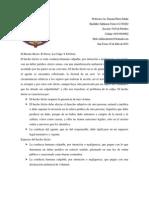 Análisis del Suministro de Energía Eléctrica como Servicio Público