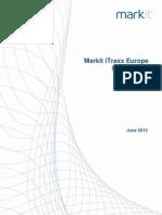 Markit iTraxx Europe Series 18 Rulebook