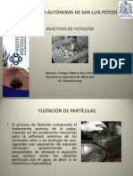 Flotacion Reactivos Enrique