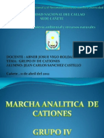 Grupo IV de Ananltica 1