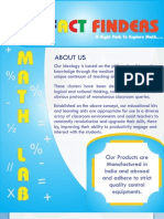 Fact Finders Brochure