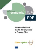 Finança Ética e RSE