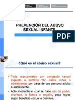 Dia 3 Prevencion Abuso Sexual