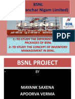 Bsnl by mayank and apoorva