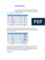 42108566 Fundamentals of SAP SD Pricing