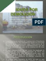 gestion demolicion
