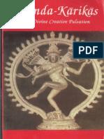 Jaideva Singh - Spanda-Karikas the Divine Creative Pulsation