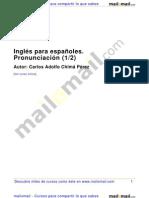 Ingles Espanoles Pronunciacion1