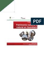 Patrimonio Cultural y Natural en Queretaro