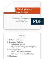 Basic Cataloging Practices [Compatibility Mode]