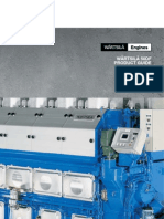 Wartsila O E W 50DF PG Product Guide