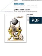 Print - A Brief History of the Steam Engine - Popular Mechanics