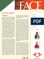 FACE - Nov 2012 vol 5