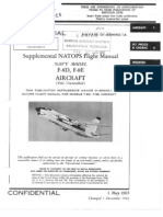 Supplemental NATOPS Flight Manual F-8D-E Aircraft (1966)