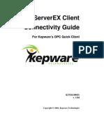 KTSM00021 Quick Client Connectivity Guide