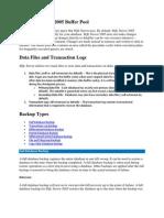 The SQL Server 2005 Buffer Pool